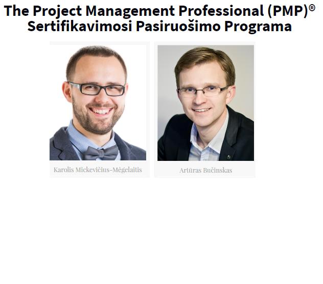 PMP programa